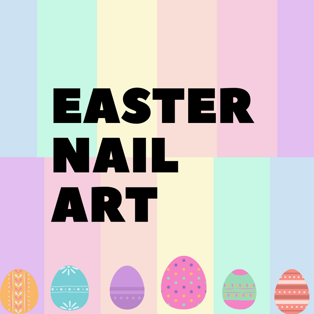 10 Inspiring Easter Nail Art Designs 🐰🐣🍫