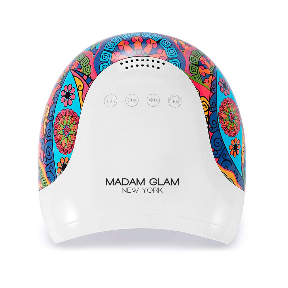 Holi 48W LED/UV Nail Lamp UK Plug  <meta char Madam Glam