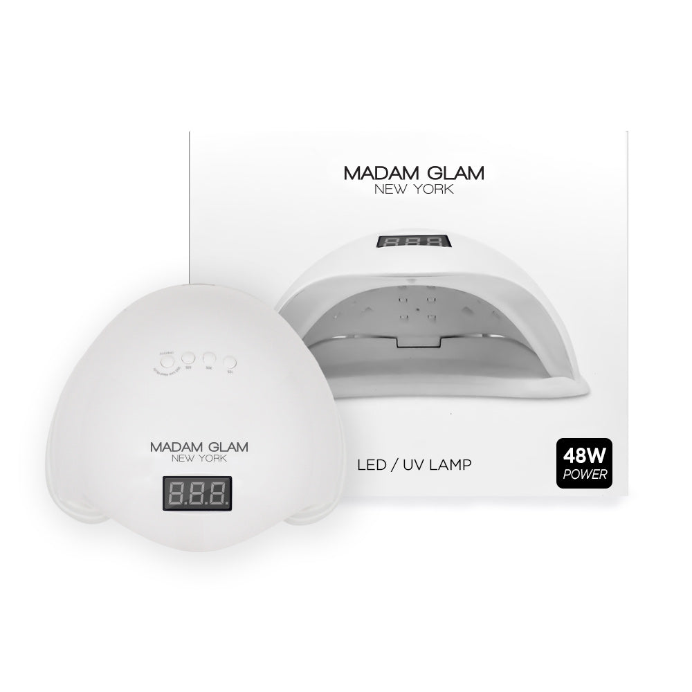 Sun LED/UV Lamp - UK Plug  <p><span s Madam Glam