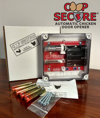 Coop Secure Automatic Door Opener