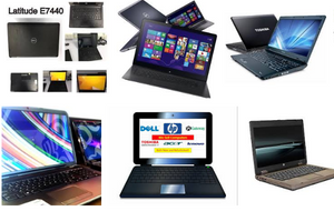 What is the cost of refurbished laptops?
