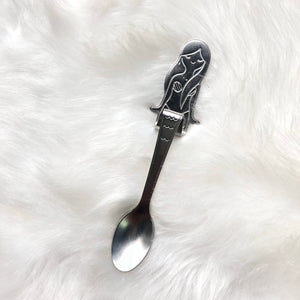 Silver Mermaid Coffee Spoon