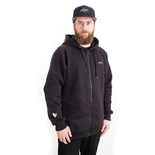 Deys Ziphood Black