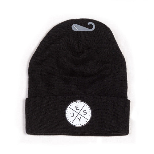 Deys Perfect Fit Beanie Black