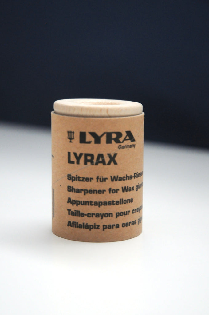 Lyra Wax CRAYON SHARPENER