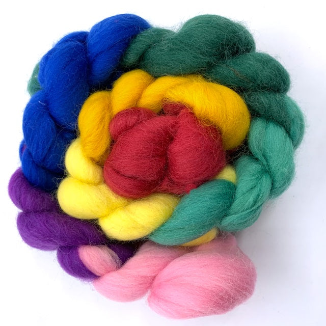 Merino Wool Roving Sets