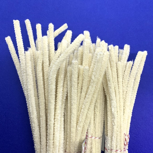 100% COTTON Pipe Cleaners