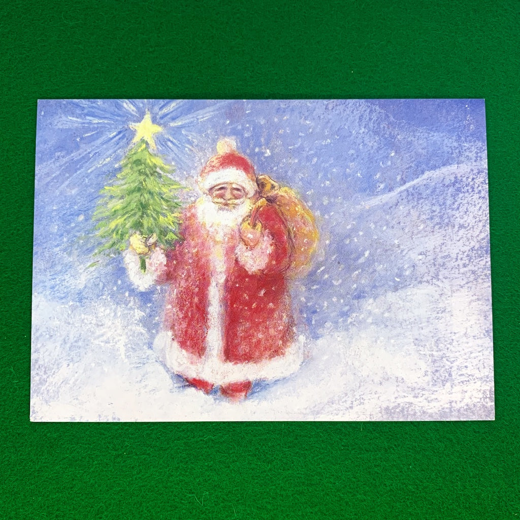 CHRISTMAS & WINTER Postcards by Marjan van Zeyl