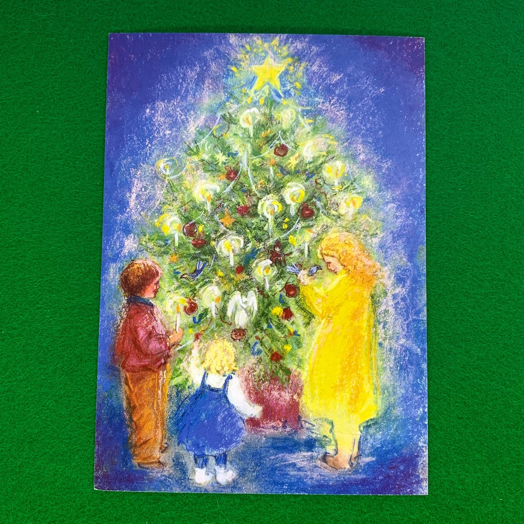 Marjan van Zeyl Postcards of CHRISTMAS & WINTER