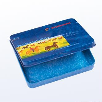 Stockmar Tin Crayon Boxes