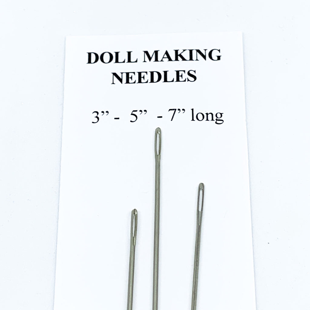 Doll Making NEEDLE Set