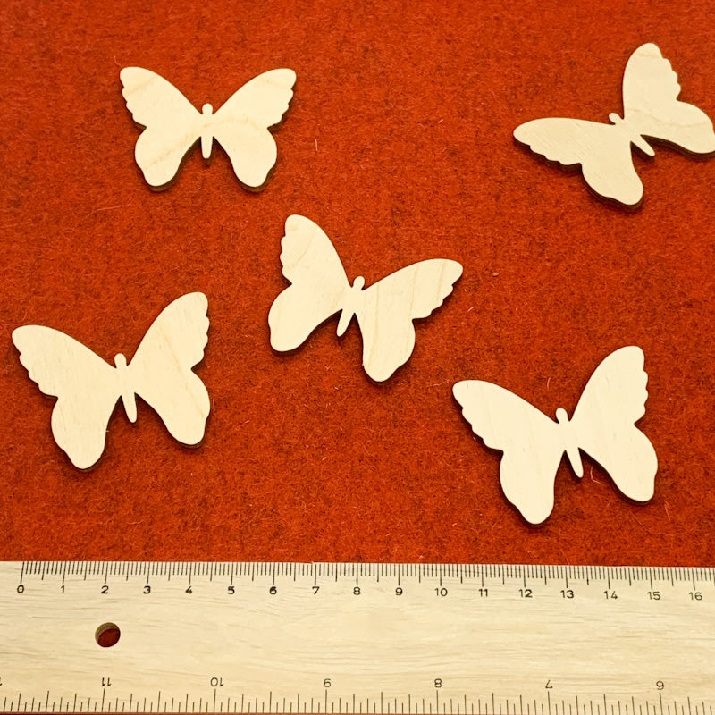 Wooden BUTTERFLY Cutout