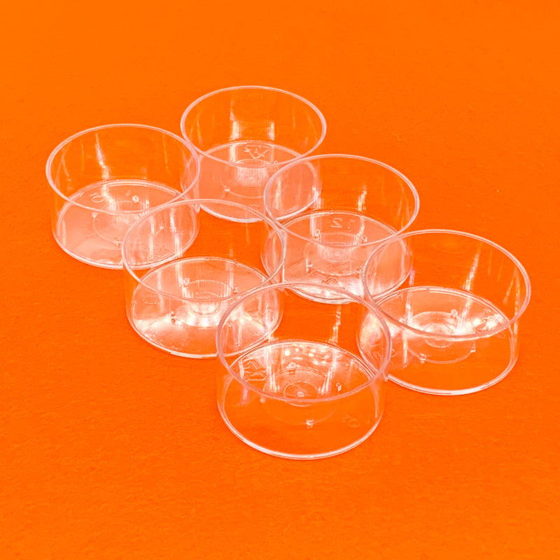 TEALIGHT Cups Set of 6