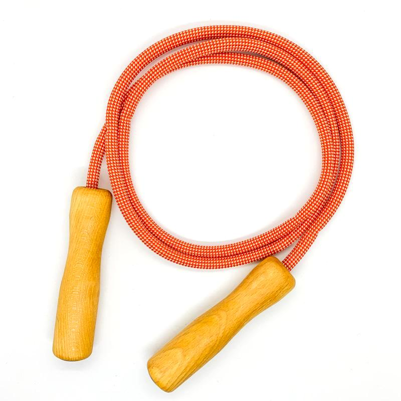 SKIPPING Rope with Wooden Handles