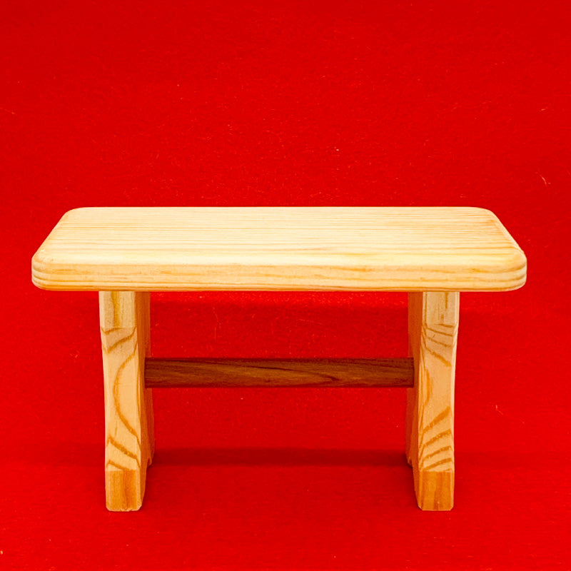 Debresk Wooden Toy DOLL TABLE