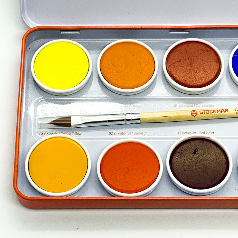 Stockmar OPAQUE COLOUR BOX