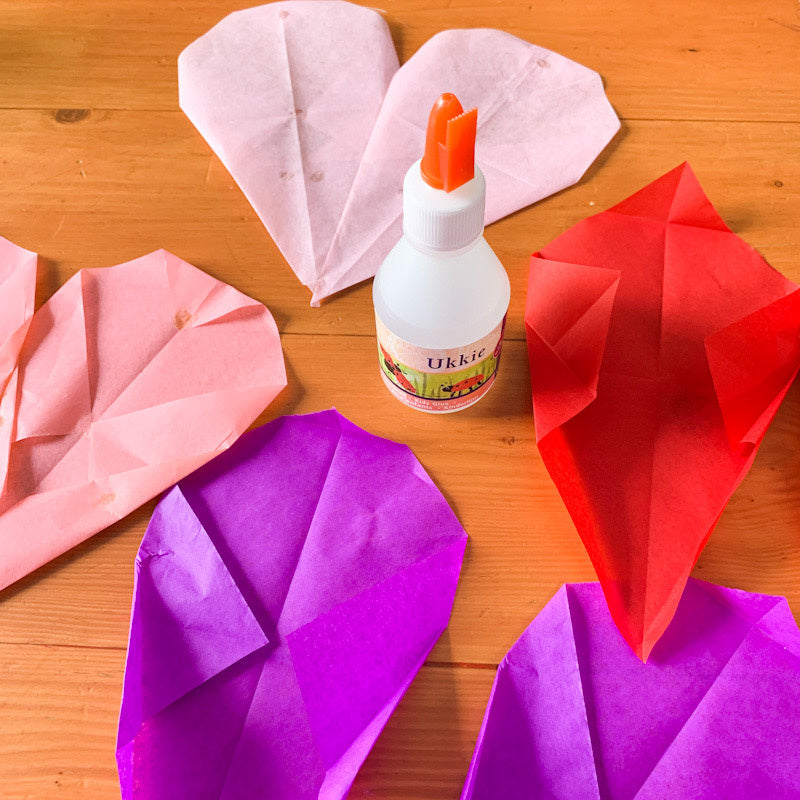 Maplerose HEART Folding Kit