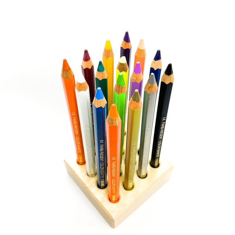 Colour Giants Wooden HOLDER for 16