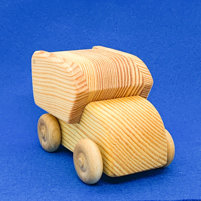 Debresk Wooden Toy DELIVERY VAN