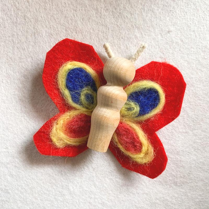 Maplerose BUTTERFLY Craft Kit
