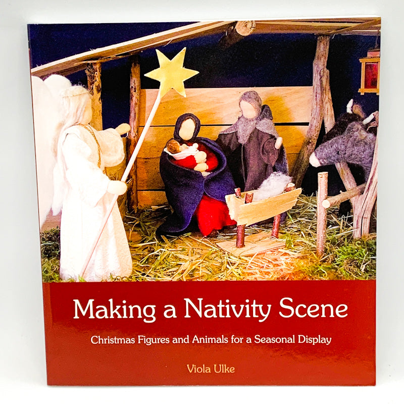 MAKING A NATIVITY SCENE By Viola Ulke