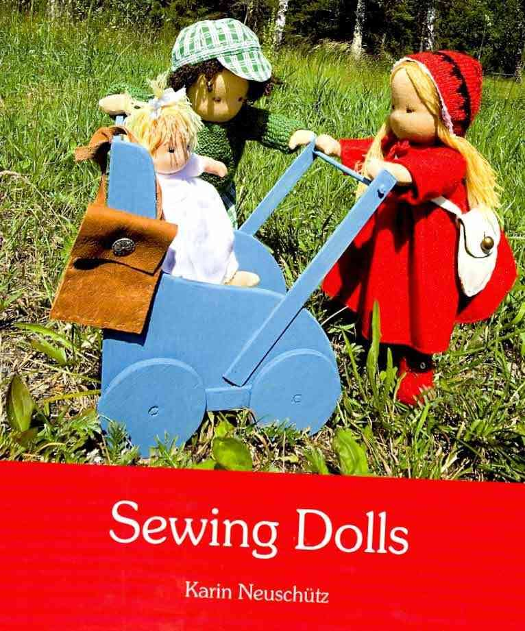 SEWING DOLLS By Karin Neuschutz