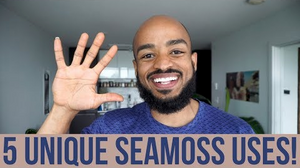 Top 5 Simple Seamoss Uses (No Smoothies!!)