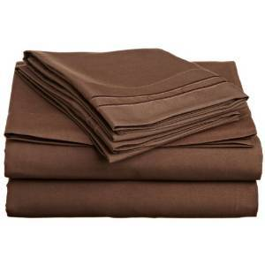 Chocolate pillowcases - Linens Wholesale