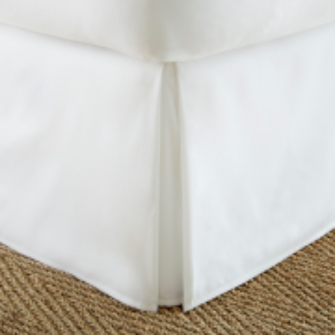 Bed Skirts White - Linens Wholesale