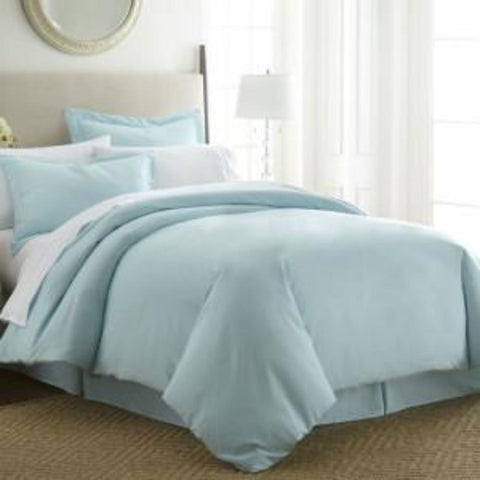 Duvet Cover Aqua - Linens Wholesale