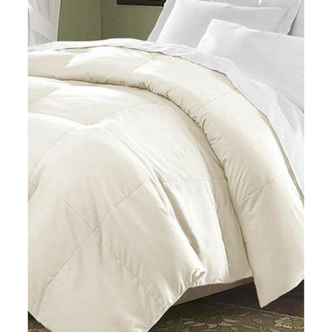 Down Alternative Comforter Ivory - Linens Wholesale