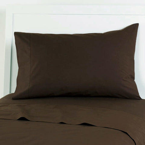 100% Bamboo Chocolate Sheet Sets with corner straps - Linens Wholesale