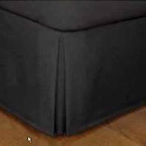 Bed Skirts Black - Linens Wholesale