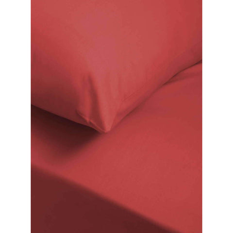 Rv/Short Queen Cranberry - Linens Wholesale