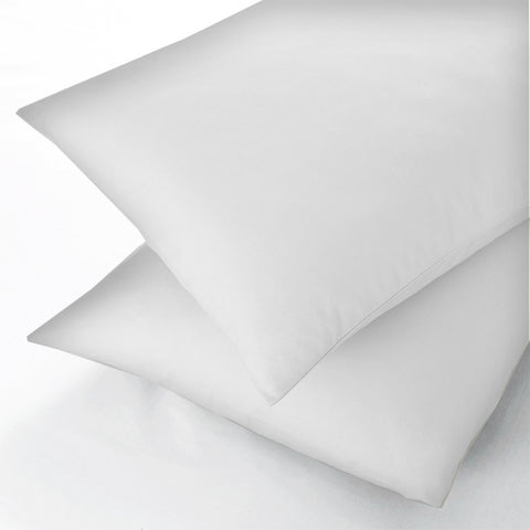 White pillowcases - Linens Wholesale