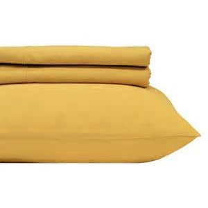 Gold pillowcases - Linens Wholesale