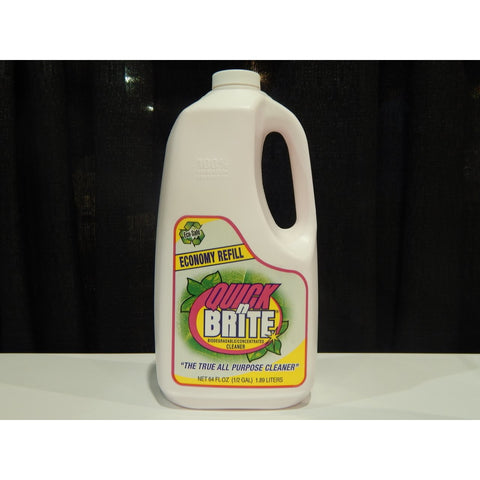 Quick N Brite 64 oz. Liquid Refill - Linens Wholesale