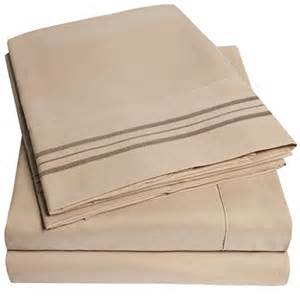 Taupe Pillow Cases - Linens Wholesale