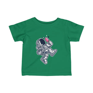 Astronaut Ice Cream Infant Jersey Tee