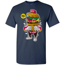 Load image into Gallery viewer, I Love Burger T-Shirt