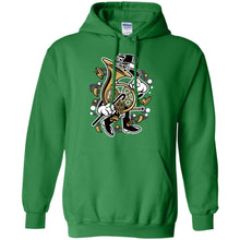Load image into Gallery viewer, Brittish Horn Pullover Hoodie 8 oz.