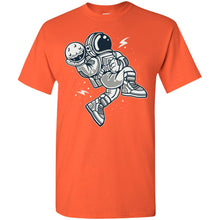 Load image into Gallery viewer, Astronaut Slamdunk T-Shirt