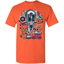 Load image into Gallery viewer, Parking Meter T-Shirt