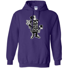 Load image into Gallery viewer, Classic Cameraman Pullover Hoodie 8 oz.