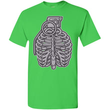 Load image into Gallery viewer, Grenade Ribcage T-Shirt