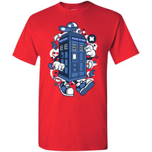 Load image into Gallery viewer, Police Box T-Shirt