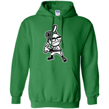 Load image into Gallery viewer, Brooklyn Baseball Pullover Hoodie 8 oz.