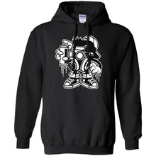 Load image into Gallery viewer, Bomber Pullover Hoodie 8 oz.