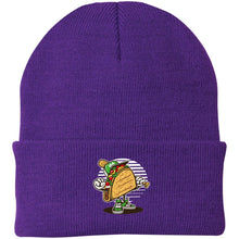 Load image into Gallery viewer, Taco Knit Cap
