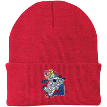 Load image into Gallery viewer, Space Slider Knit Cap